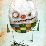 Alice no País das Maravilhas - Humpty Dumpty - Stefano Bessoni (2015)