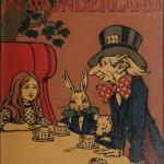 Alice no País das Maravilhas - capa de Charles Robinson (1907)
