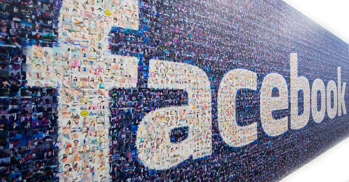 Facebook - painel do Centro de Fort Worth
